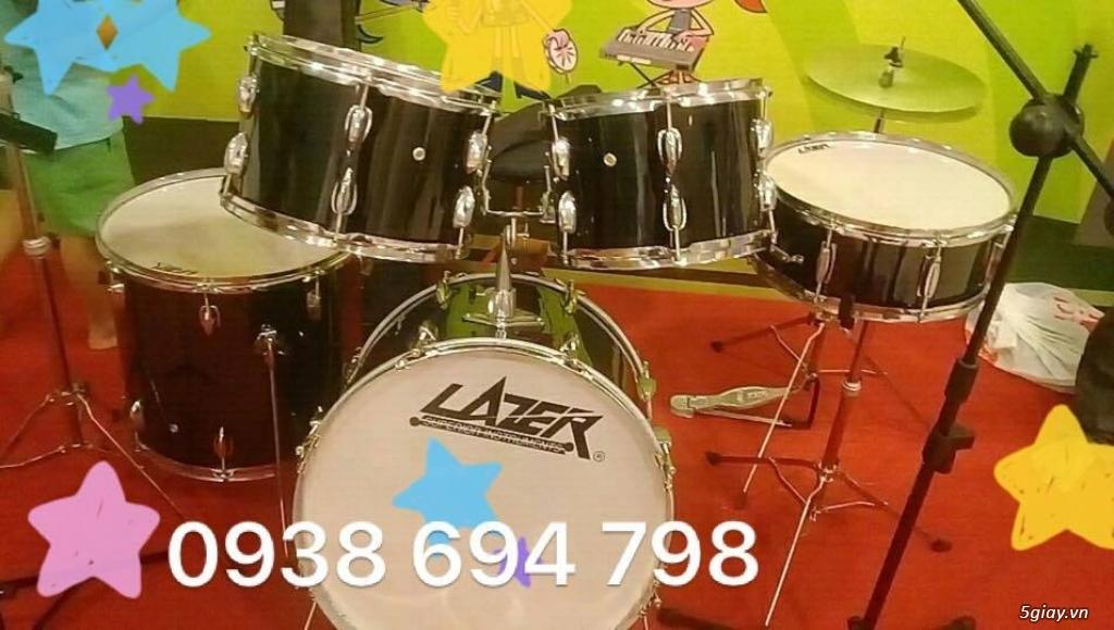 Thanh lý dàn trống Jazz drum lazer giá rẻ, đảm bảo chất lượng mới 100% - 10