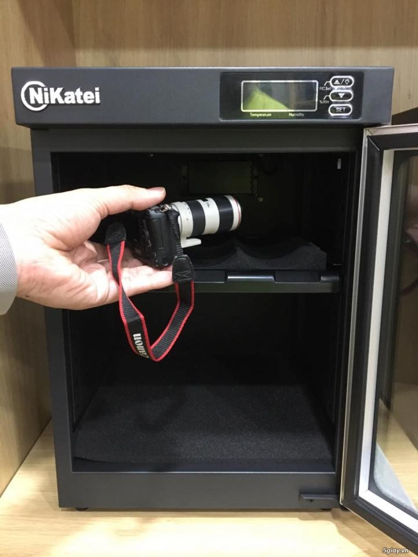 Tủ chống ẩm NIKATEI - Hàng chính hãng - bảo hành 5 năm - 4