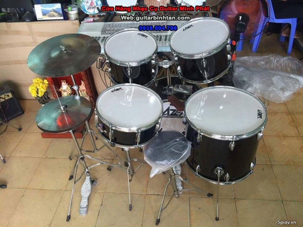 Thanh lý dàn trống Jazz drum lazer giá rẻ, đảm bảo chất lượng mới 100% - 8