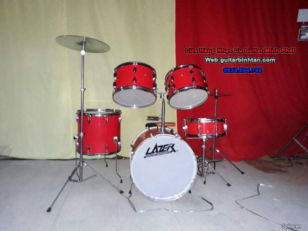Thanh lý dàn trống Jazz drum lazer giá rẻ, đảm bảo chất lượng mới 100% - 7