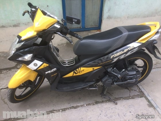 Yamaha Nouvo 6 màu vàng đen ,bstp ,ngay chủ ,giá 24,7tr (còn t/l) .