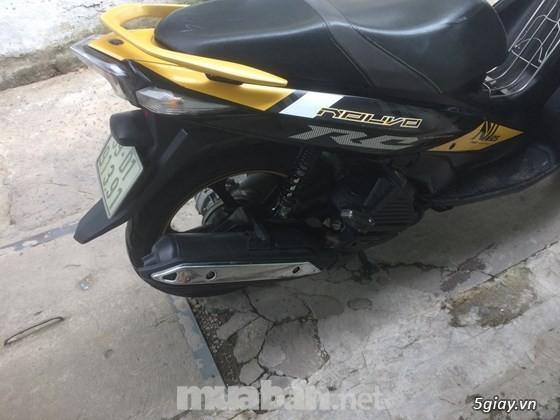 Yamaha Nouvo 6 màu vàng đen ,bstp ,ngay chủ ,giá 24,7tr (còn t/l) . - 2