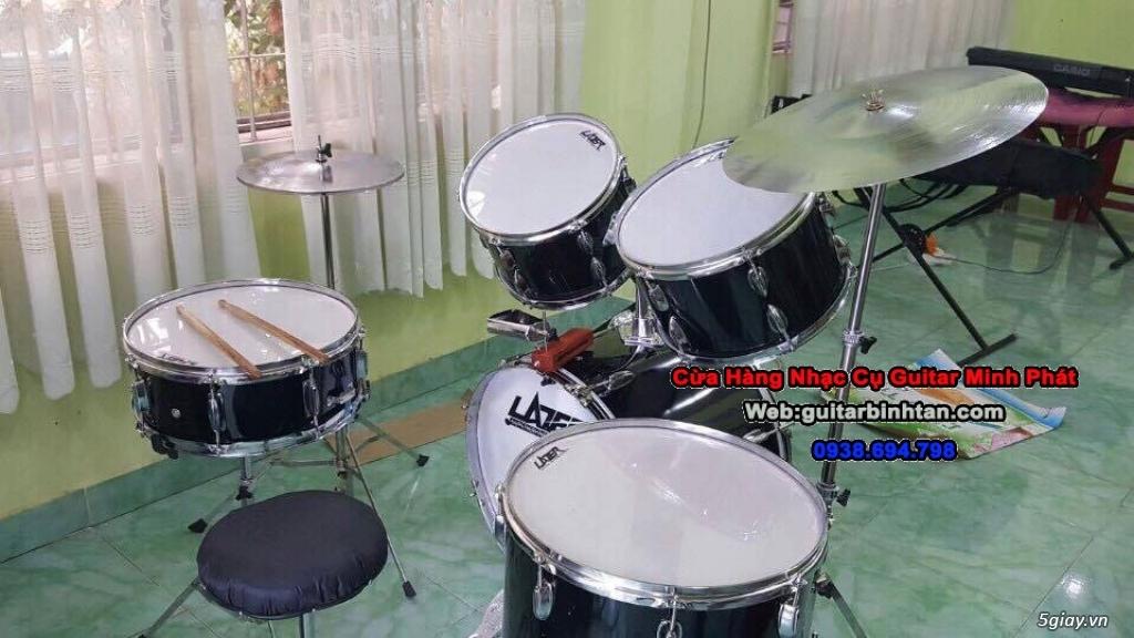 Thanh lý dàn trống Jazz drum lazer giá rẻ, đảm bảo chất lượng mới 100% - 6