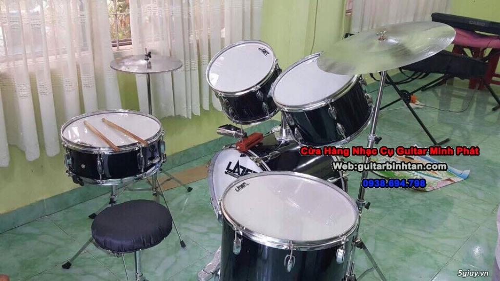 Thanh lý dàn trống Jazz drum lazer giá rẻ, đảm bảo chất lượng mới 100% - 5