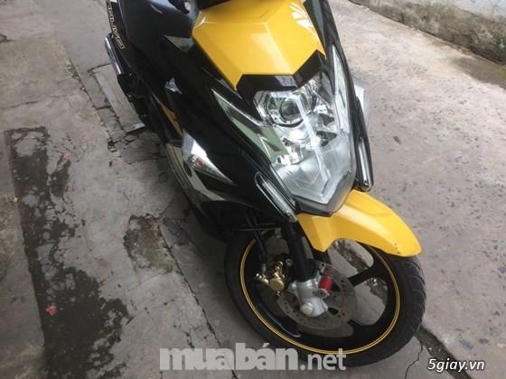 Yamaha Nouvo 6 màu vàng đen ,bstp ,ngay chủ ,giá 24,7tr (còn t/l) . - 3