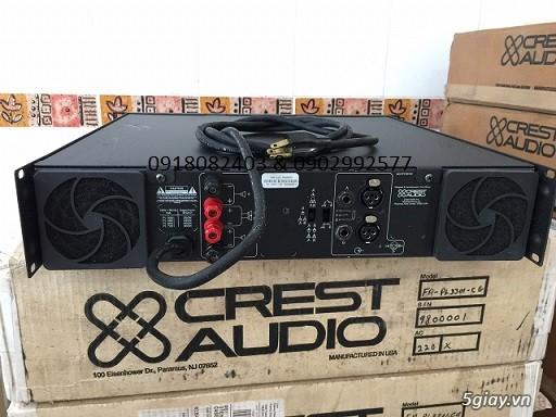 Karaoke chuyên nghiệp main crest audio USA âm thanh đỉnh cao Mỹ, pwer crown bose onseire ....giá tốt - 16