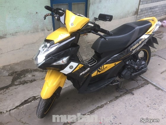 Yamaha Nouvo 6 màu vàng đen ,bstp ,ngay chủ ,giá 24,7tr (còn t/l) . - 1