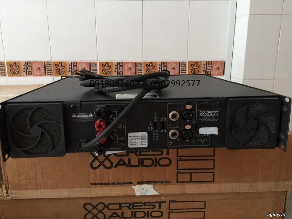 Karaoke chuyên nghiệp main crest audio USA âm thanh đỉnh cao Mỹ, pwer crown bose onseire ....giá tốt - 13