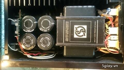 Cần bán Ampli sansui  AU-D907X decade zin nguyên bản. - 2