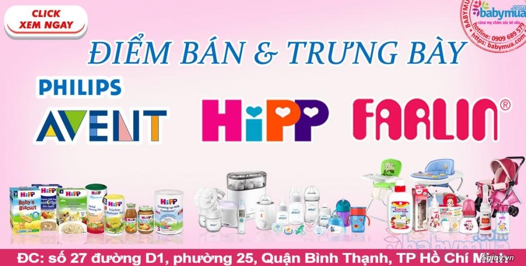 Điểm bán và trưng bày sản phẩm HiPP kết hợp với dùng thử miễn phí tại - 2