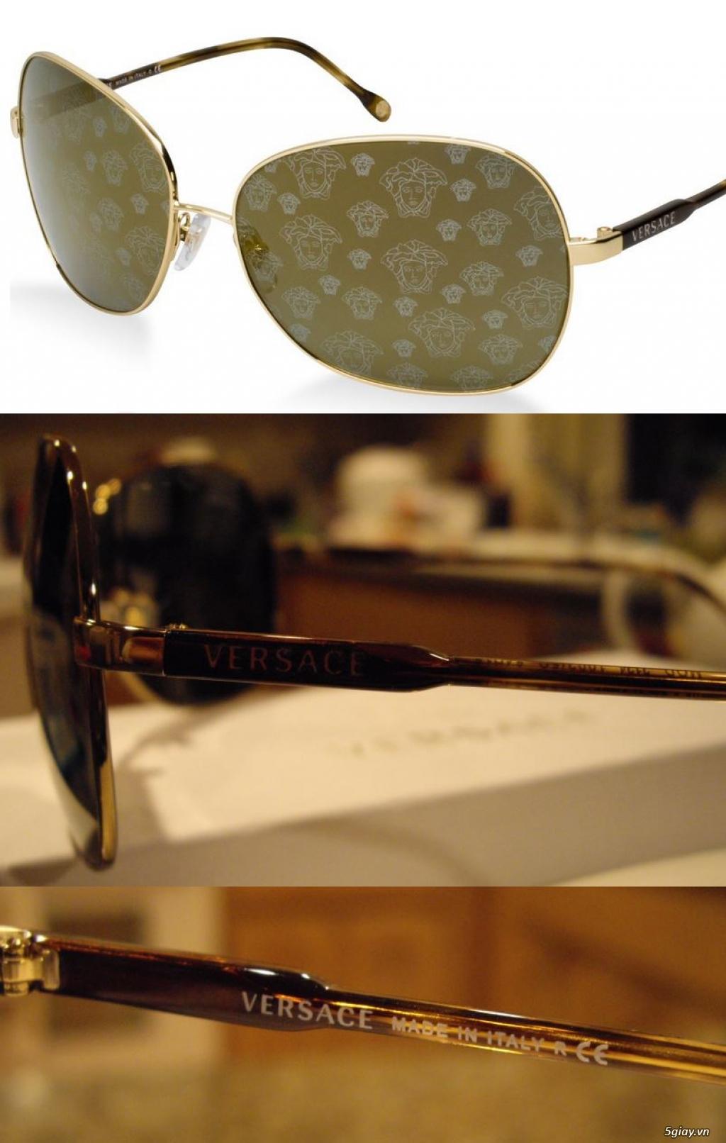 Những Mắt Kính Đẹp & Sang Trọng chính mình xách tay/gửi từ Mỹ về.  Armani, D&G, Prada, Ray-Ban, Polo - 31