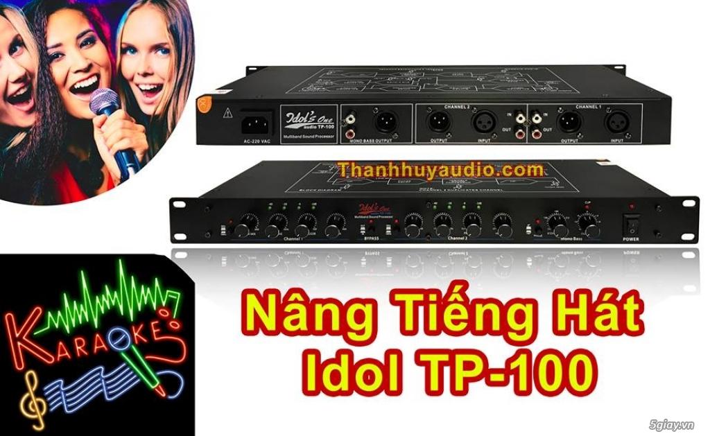Thiết bị nâng tiếng Mic Karaoke tuyệt đỉnh IDOL TP-100 - 1