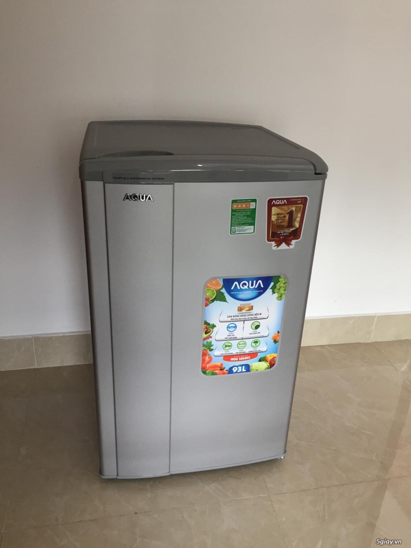 Tủ Lạnh SANYO AQUA Mini 93L LikeNew 99.9%,,Còn BH Gần 2 Năm Chính Hãng - 3