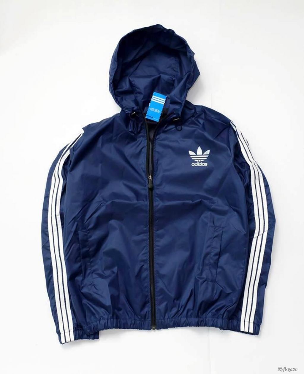 Áo Khoác Dù Adidas Xuất Khẩu - 2