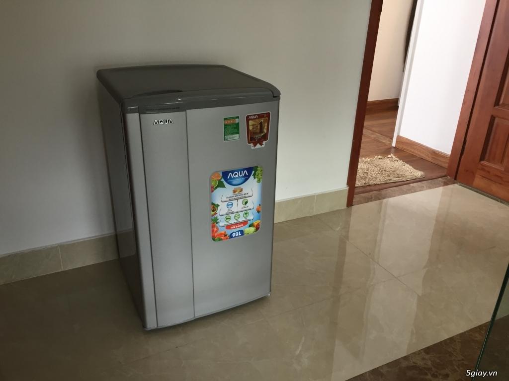 Tủ Lạnh SANYO AQUA Mini 93L LikeNew 99.9%,,Còn BH Gần 2 Năm Chính Hãng - 2