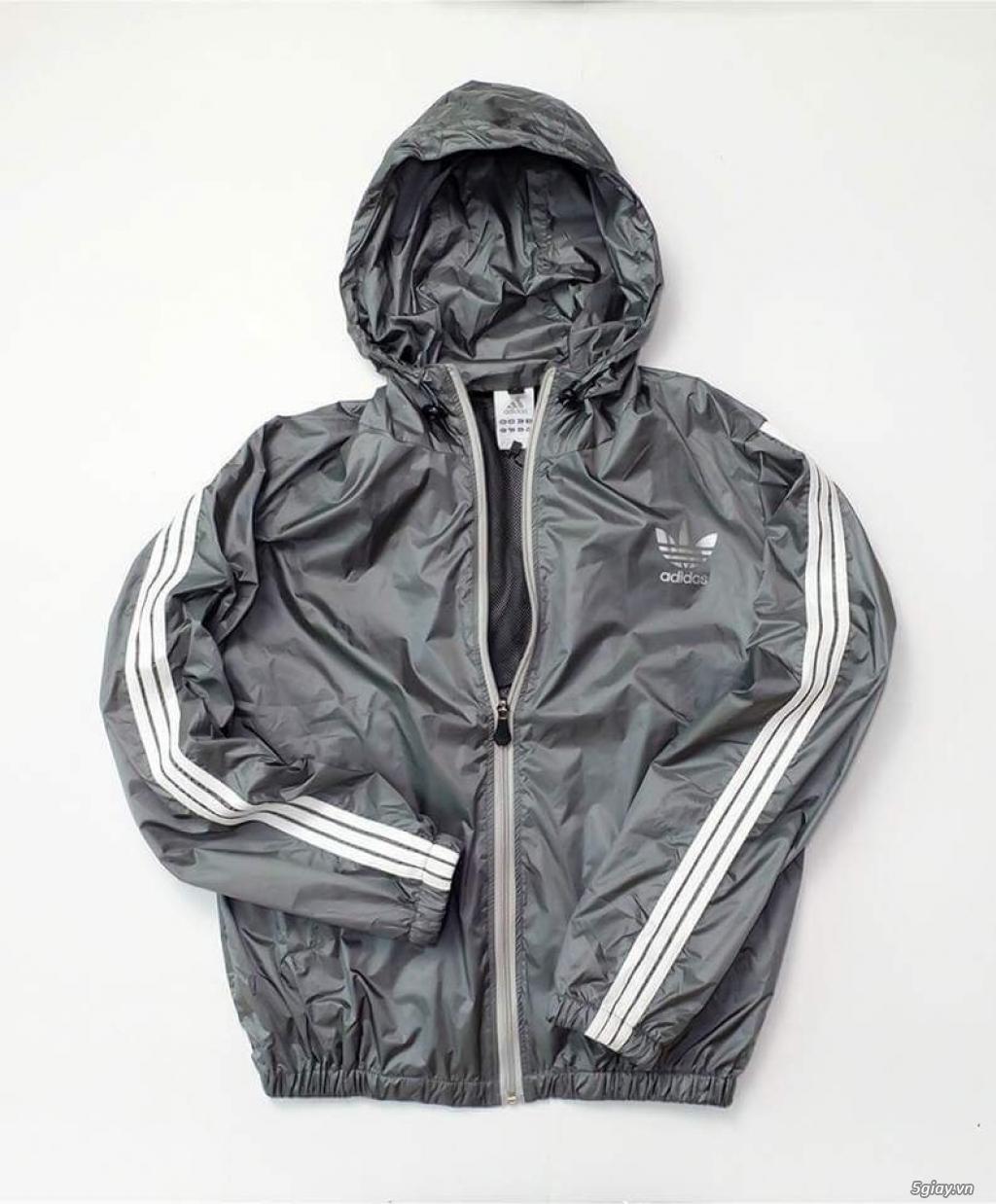 Áo Khoác Dù Adidas Xuất Khẩu - 4