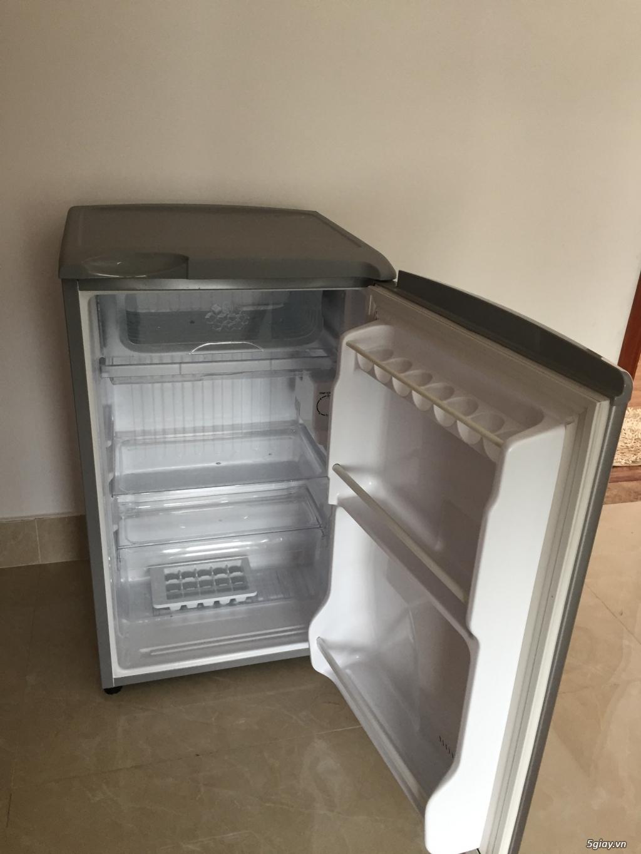 Tủ Lạnh SANYO AQUA Mini 93L LikeNew 99.9%,,Còn BH Gần 2 Năm Chính Hãng - 4