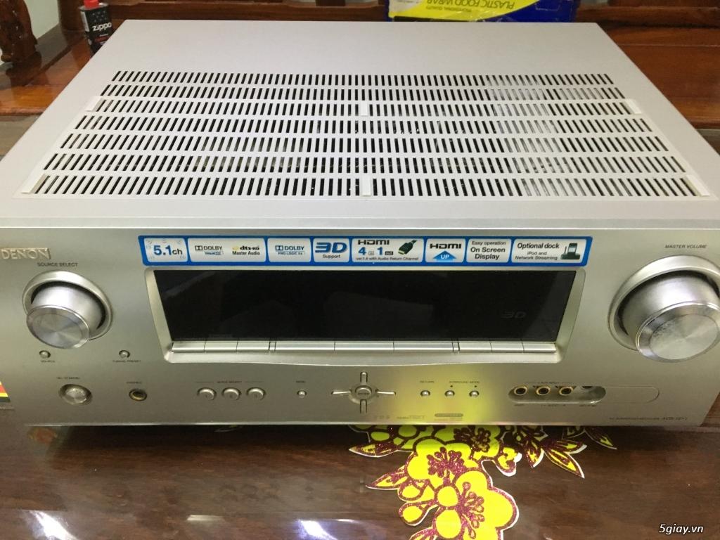 Bán Denon AVR-1611 AV Receiver mạnh mẽ, Surround 7.1 Video ...
