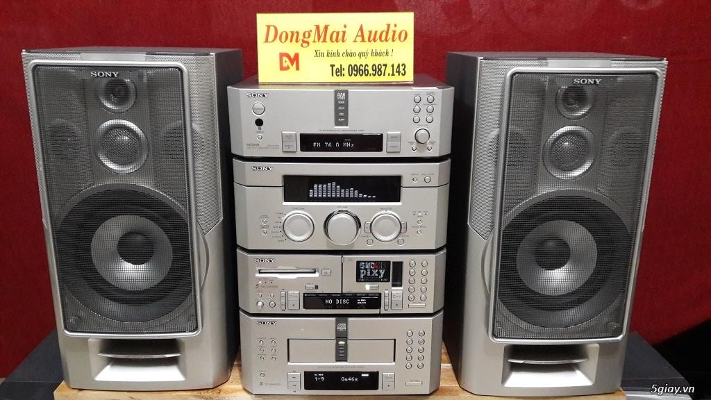 HCM -ĐồngMai Audio Chuyên dàn âm thanh nội địa Nhật hàng bãi