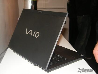 Laptop Sony Vaio core i3/Ram 2Gb/Hdd 500Gb mới 97% - 2