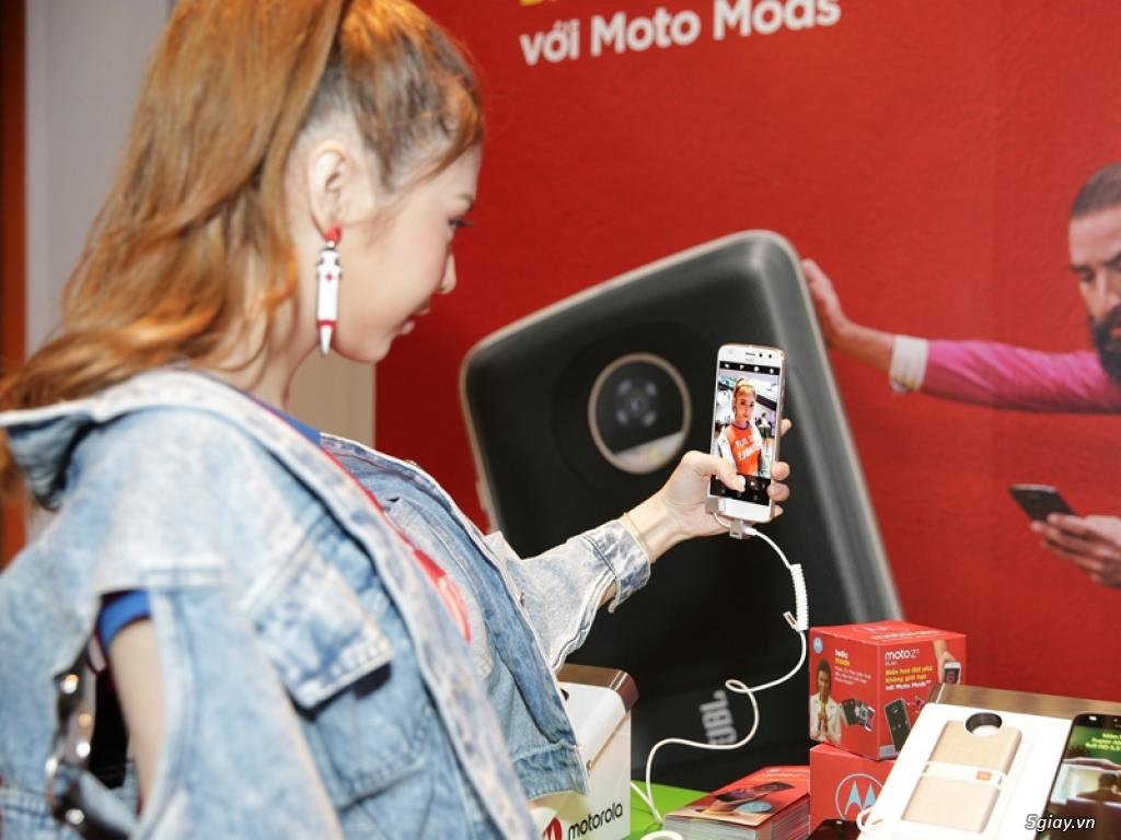 Bộ tứ giá tốt của Motorola ra mắt thị trường Việt Nam - 199020