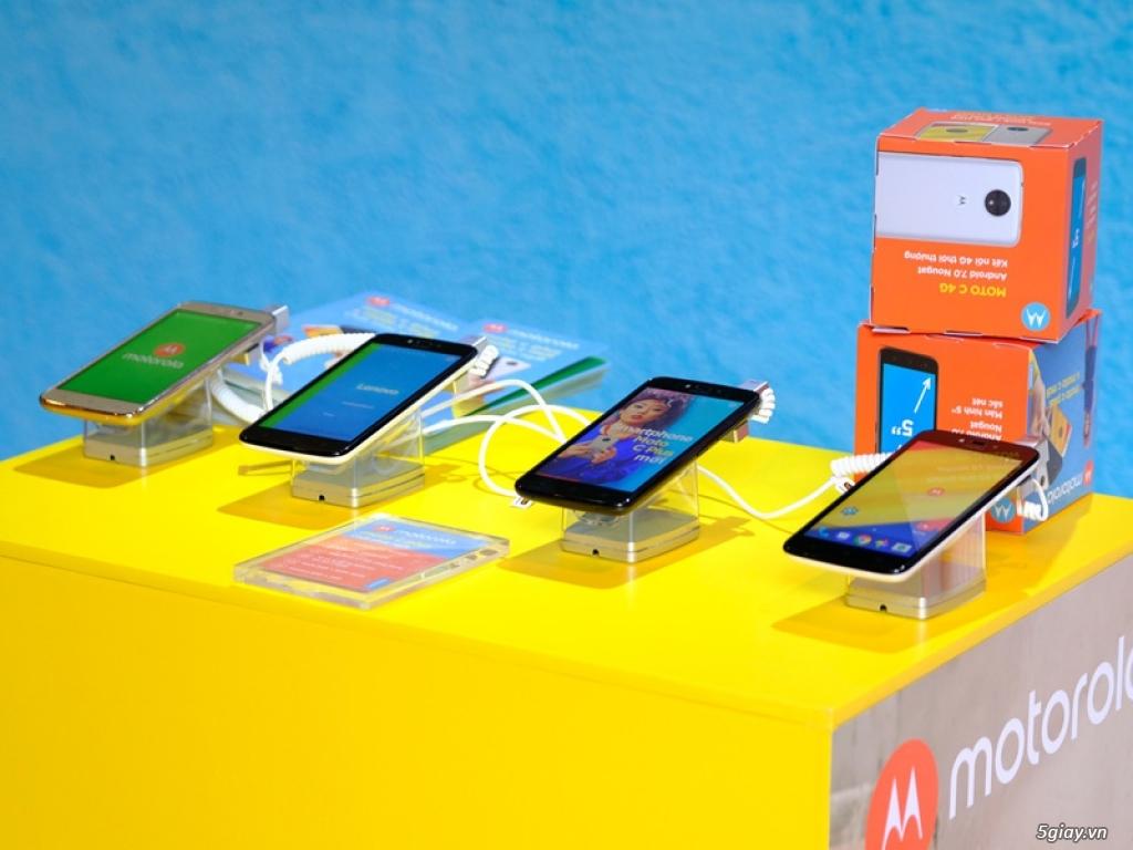 Bộ tứ giá tốt của Motorola ra mắt thị trường Việt Nam - 199018