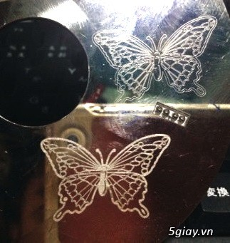 HCM Q5-Nhận GC khắc chữ - khắc dấu trên Kim loại bằng tia laser !!!! - 12