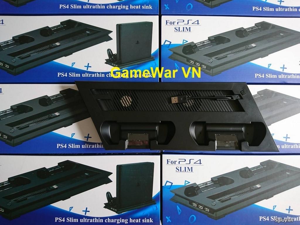 GameWar VN - Phụ Kiện PS4/PS3/Vita/Switch/N3DS, Tay Cầm - 3