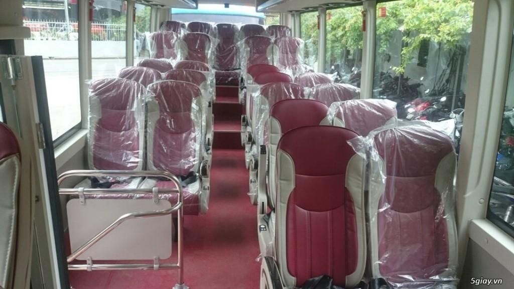 Xe khách Samco Felix Ci 29/34 chỗ ngồi - Động cơ 5.2 - 2
