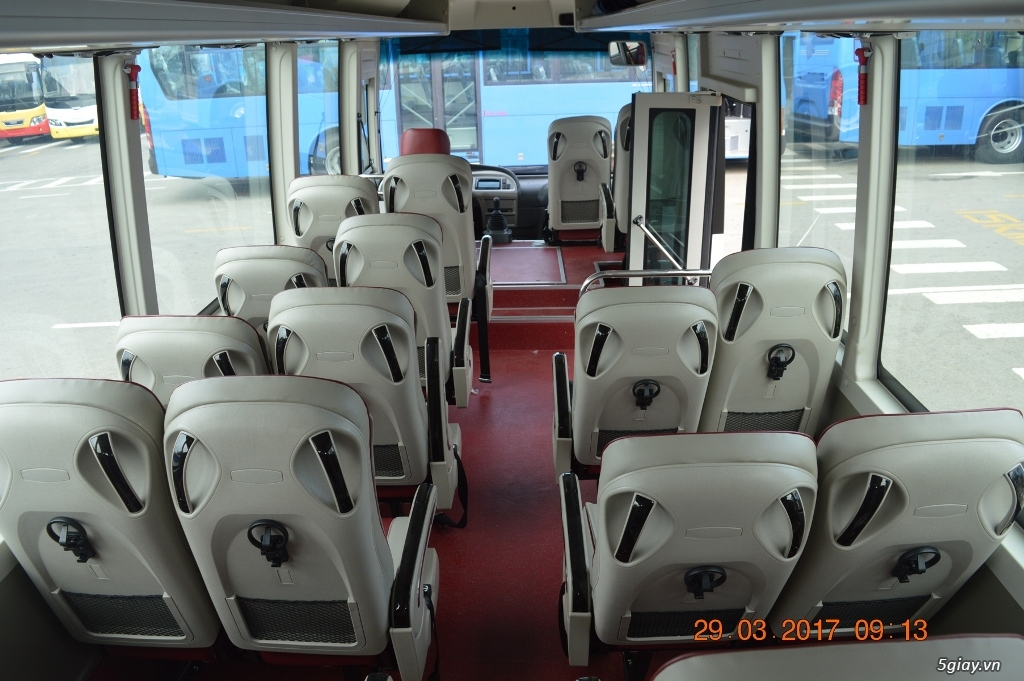 Xe khách Samco Felix Ci 29/34 chỗ ngồi - Động cơ 5.2 - 3