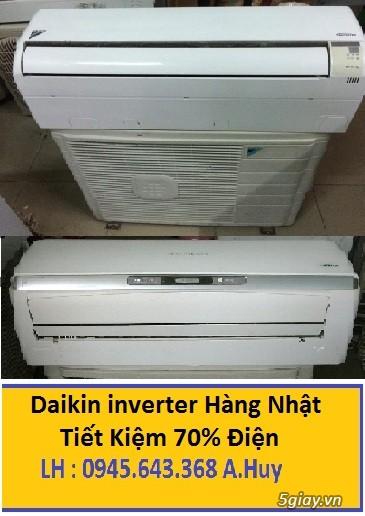 Phân Phối Sỉ & Lẻ Máy Lạnh Cũ Hàng Nhật - inverter gas 410 - Tiết Kiệm 60% Điện Năng. - 2