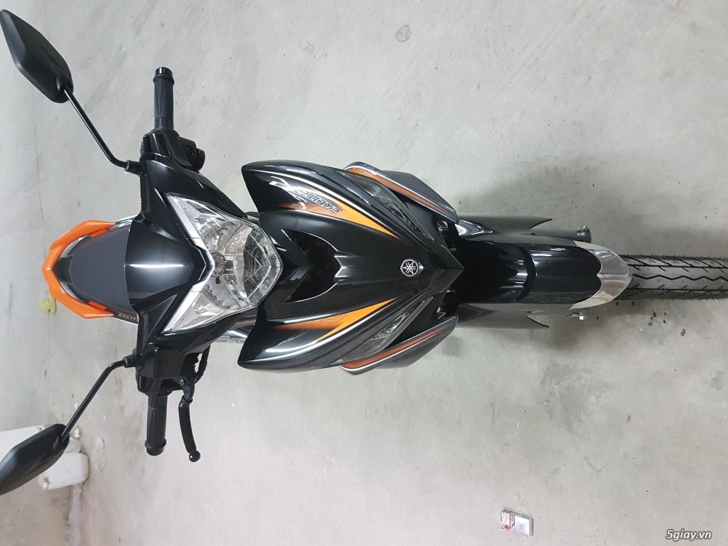 Cần bán Yamaha Exciter 135 R côn tự động ,hàng hiếm mới chạy 150km - 2