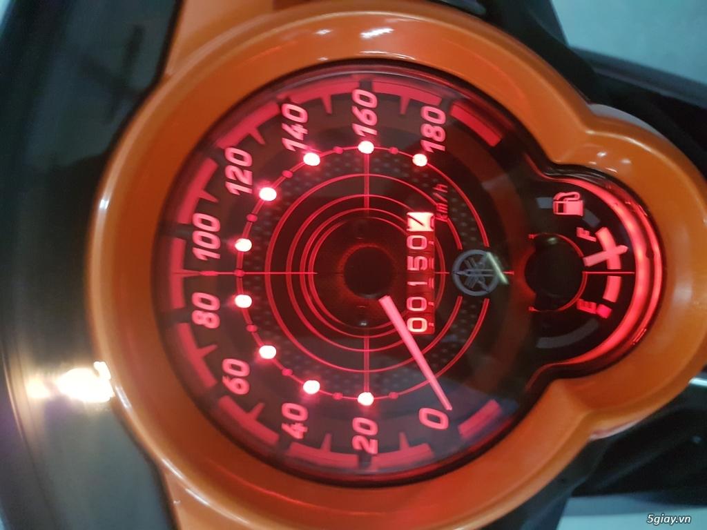 Cần bán Yamaha Exciter 135 R côn tự động ,hàng hiếm mới chạy 150km