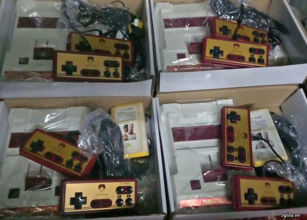 băng máy game 4 nút NES SNES SAGA -wii- PS2 250G  có 2 tay cầm loại 1.wii u hack full 32G - 14