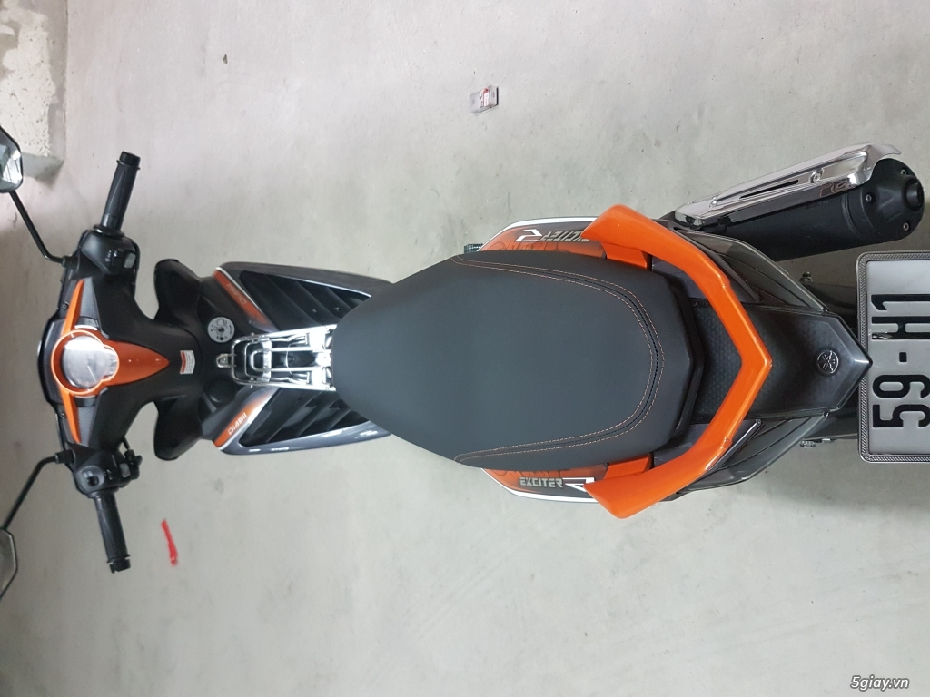 Cần bán Yamaha Exciter 135 R côn tự động ,hàng hiếm mới chạy 150km - 1