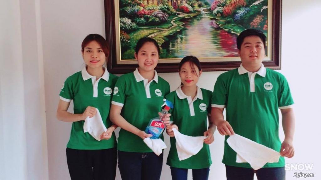 Dịch vụ giúp việc theo giờ VITA CLEAN HOUSE - 2