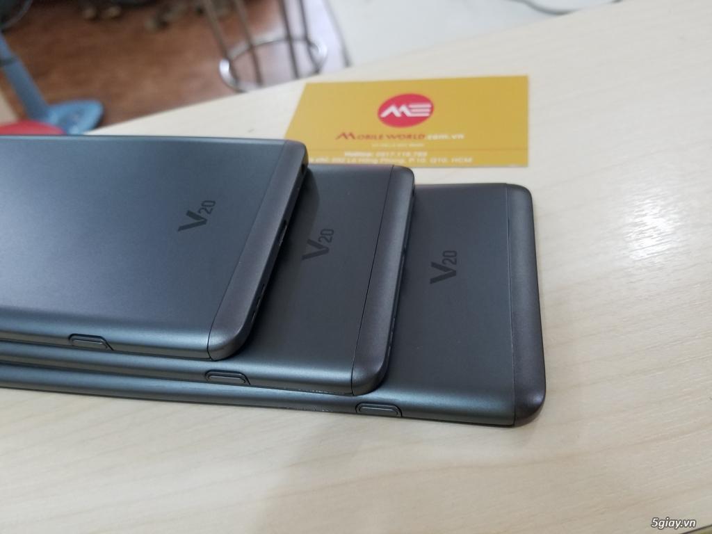 LG V20 Likenew 99%: 3.790.000 vnd/BH: 06 thang. - 2