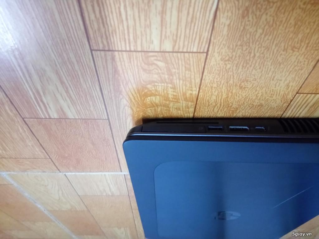 HP Zbook 15 G2. Dòng Workstation (Last 2015)