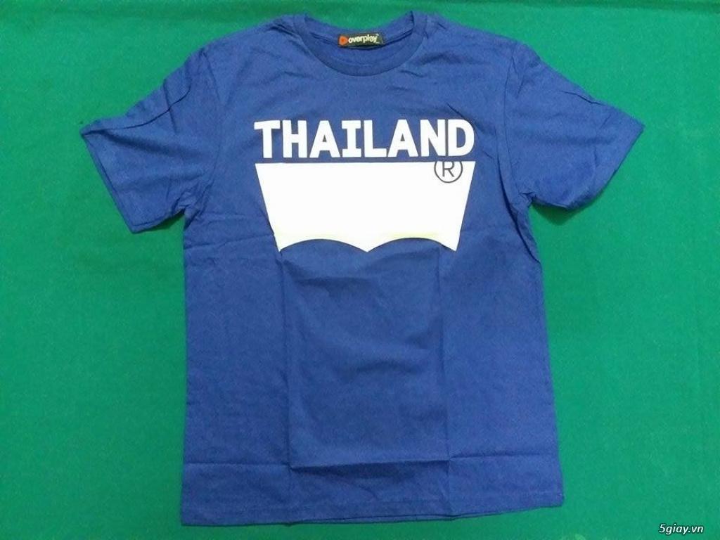 Áo Thun Thái Lan bền đẹp, cá tính - 12