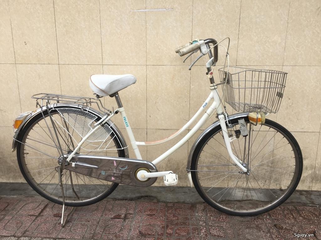 Xe đạp Nhật đã qua sử dụng giá rẻ!