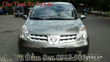 Cho thuê xe ô tô tự lái 4 -7 chỗ. Xe Đẹp - Giá Tốt. A.Vũ 0913980722 - 41