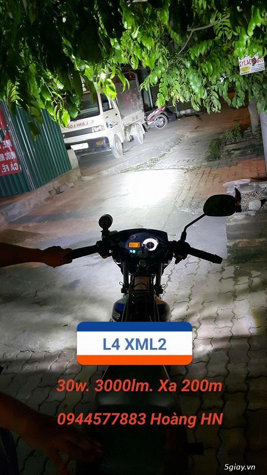 Đèn led hỗ trợ ánh sáng L4, L4-F1, L6, GR40x..