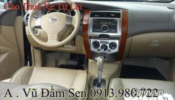 Cho thuê xe ô tô tự lái 4 -7 chỗ. Xe Đẹp - Giá Tốt. A.Vũ 0913980722 - 40