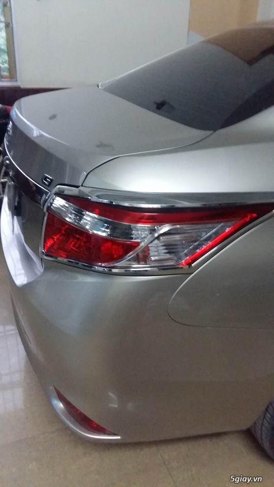 Bán xe Toyota Vios đời 2015 -  tại Q12 - 1