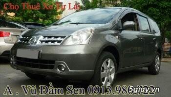 Cho thuê xe ô tô tự lái 4 -7 chỗ. Xe Đẹp - Giá Tốt. A.Vũ 0913980722 - 42