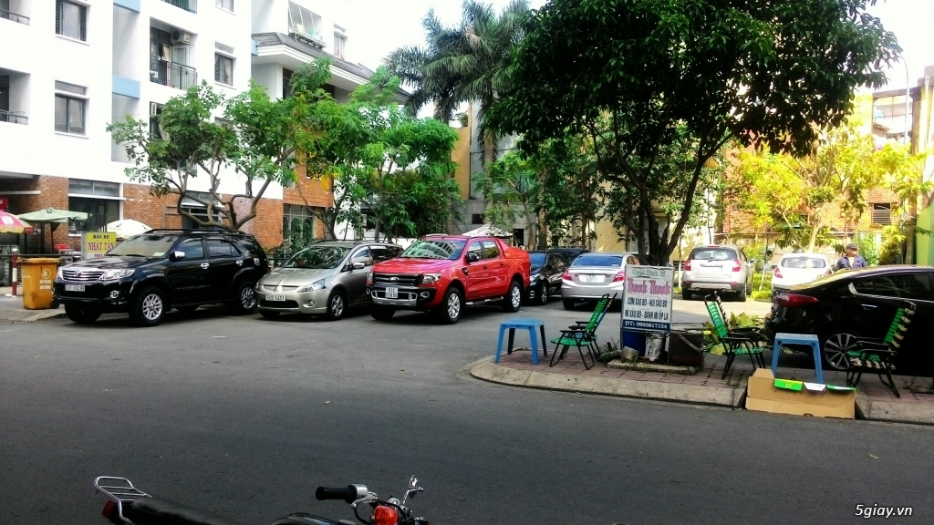 Cho thuê xe ô tô tự lái 4 -7 chỗ. Xe Đẹp - Giá Tốt. A.Vũ 0913980722 - 47
