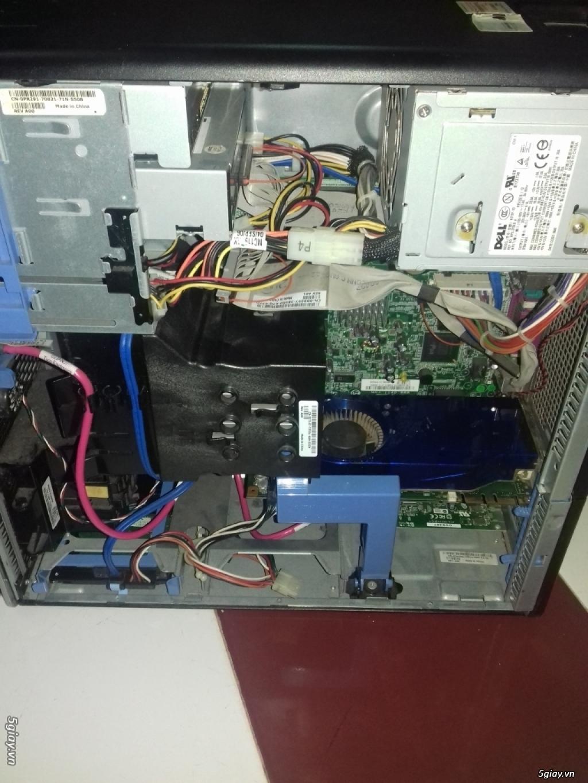 2 bộ quadcore ram4g vga rời maxsetting liên minh giá 1t6 - 2