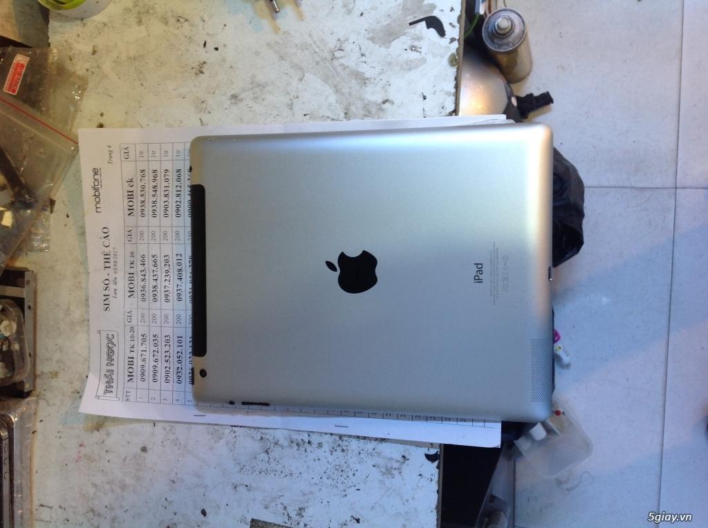 IPAD 3 16Gb Wifi 3G Màu Đen