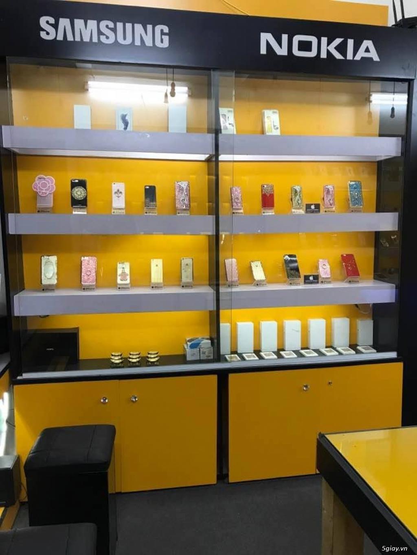 Thanh lý tủ trưng bày điện thoại, trang sức, đồng hồ,mỹ phẩm,nước hoa - 11