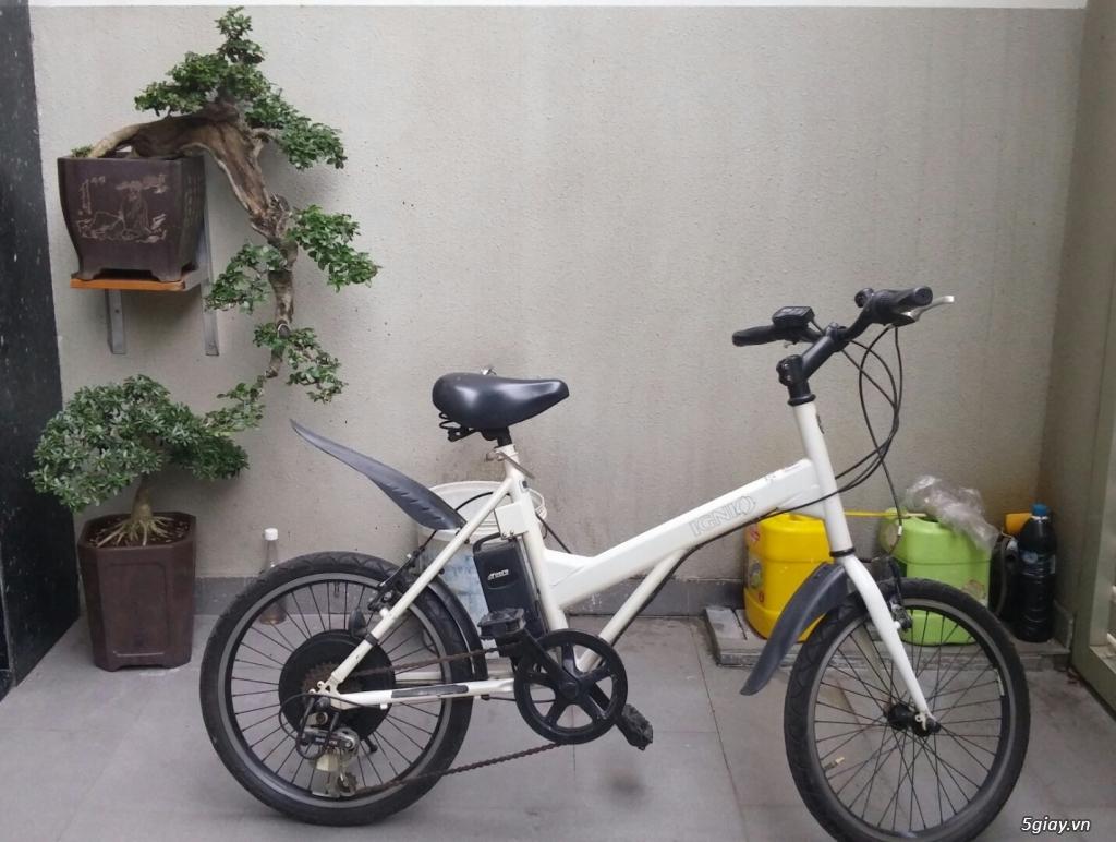 Xe đạp điện japan đủ loại mùa tựu trường. - 1